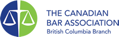 Canadian Bar Association British Columbia Logo